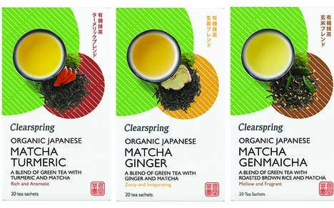 Curated Flavor Tea Products