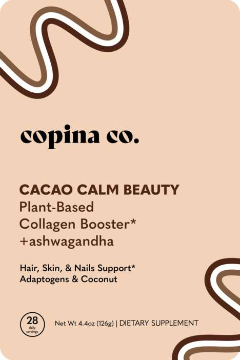Plant-Based Collagen Powders