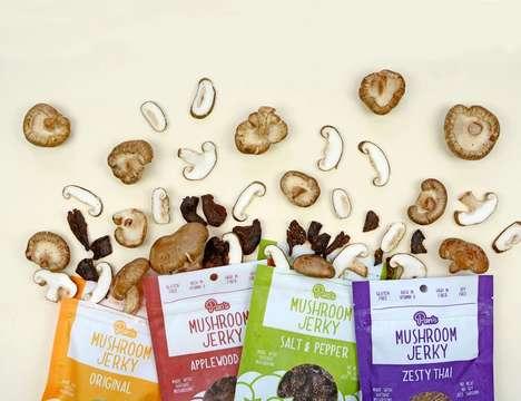 Mushroom Jerky Variety Packs