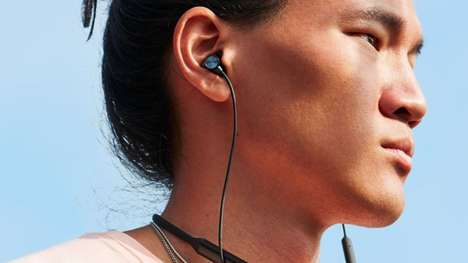 Intuitive Quick-Charge Earphones
