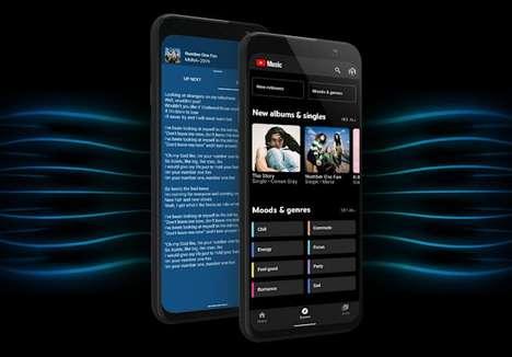 Explorable Music Streaming Platforms