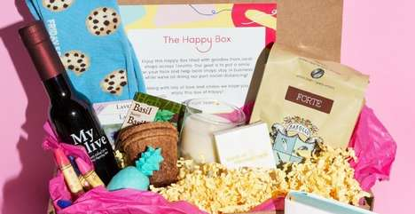Small Business Gift Boxes