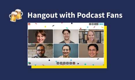 Podcast Hangout Platforms