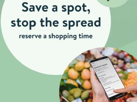 Grocery Shopping Reservation Services
