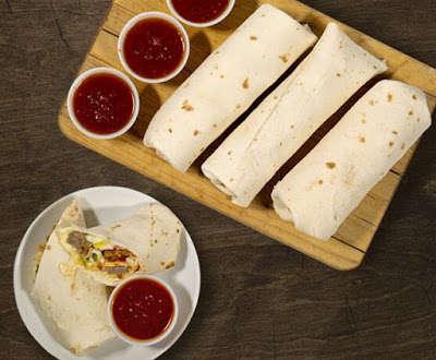 To-Go Breakfast Burrito Packs