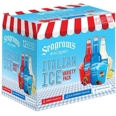 Italian Ice-Inspired Malt Beverages