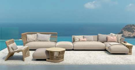 Nautical Outdoor Living Furniture