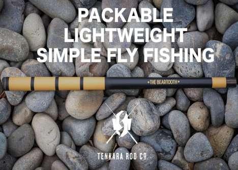 Travel-Friendly Fishing Poles