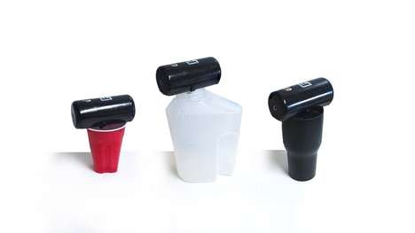 Efficient Cold-Brew Coffee Devices
