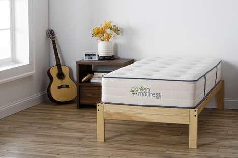 All-Natural Bed Platforms