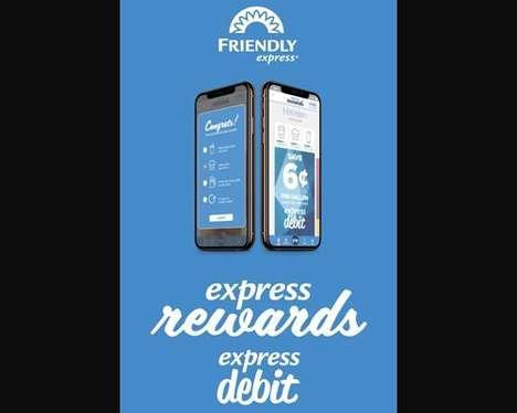Convenience Store Reward programs