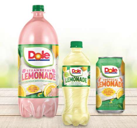 Zesty Canned Lemonades