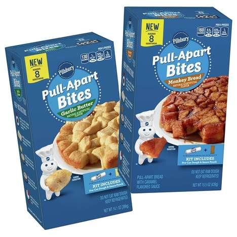 DIY Pull-Apart Breads