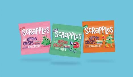 Waste-Reducing Apple Snacks