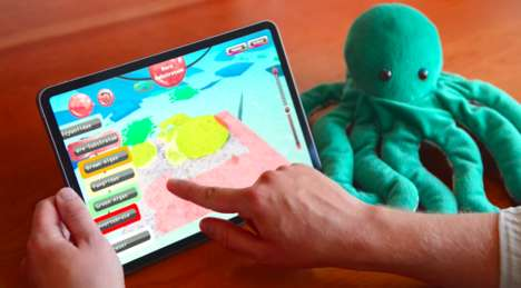 Ocean-Mapping Games