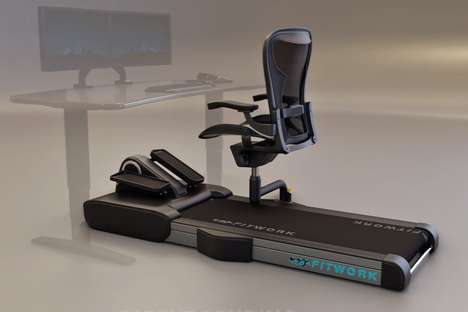 Fitness-Focused Workstation Systems