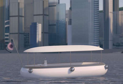 Metropolis-Targeted Electric Boats