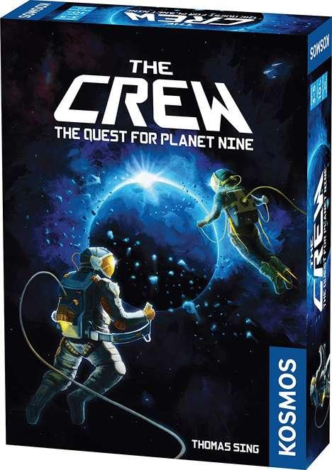 Strategic Space Exploration Games