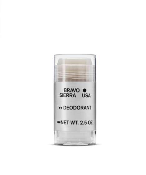 Clean All-Natural Deodorants