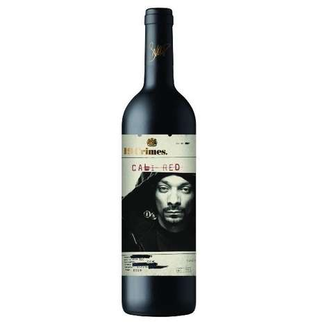Rapper-Branded Red Wines
