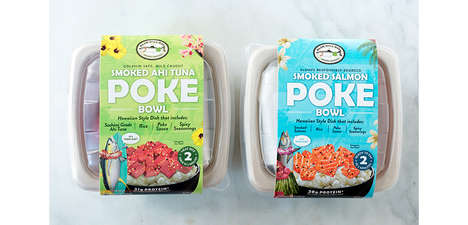 DIY Poke Bowl Kits