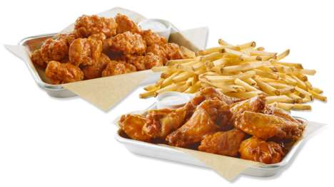 Family-Sized Wing Bundles