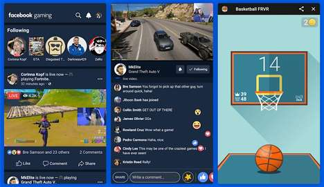 Social Media Gaming Apps