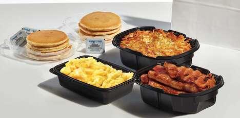 Family Friendly Breakfast Feasts