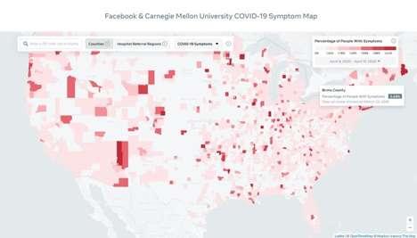 Interactive Virus Mapping