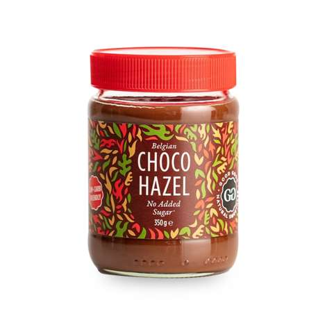 Sugar-Free Hazelnut Spreads