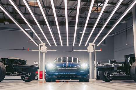 Inaugural EV Releases