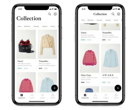 Wardrobe-Tracking Apps