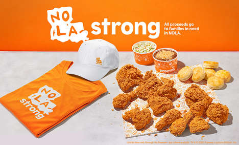 Fried Chicken Chain Merch