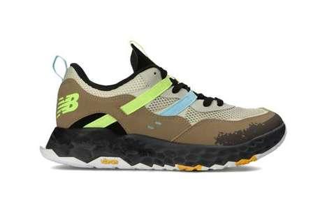 Trail-Ready Tech Sneakers