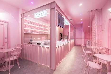 Bubblegum Pink Bakeries