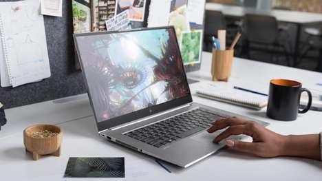 Pro-Grade Creative Laptops
