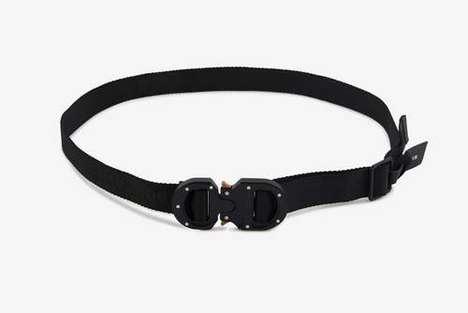 Technical Utility Matte Belts