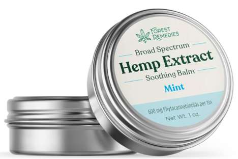 Charitable Hemp Balm Donations