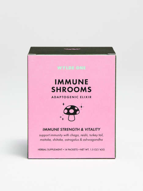 Immunity-Boosting Mushroom Supplements