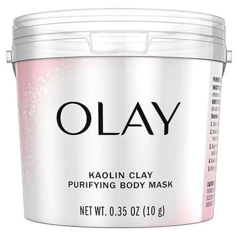 Peel-Off Body Masks