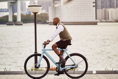 Redesigned Electric Bike Launches