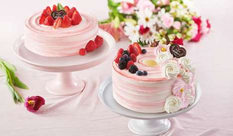 Premium Mother's Day Cakes