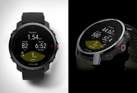 Rugged Adventurer Smartwatches