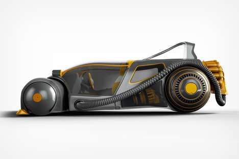 15 Eco-Friendly Vehicle Concepts