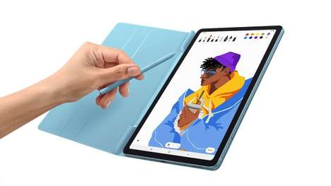 Creativity-Focused Tablets