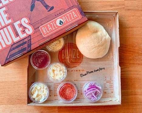 Takeout Pizza Kits