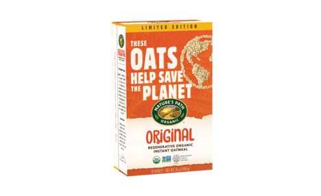 Climate Activism Oatmeals