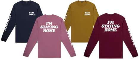 Social Distancing-Themed Apparel