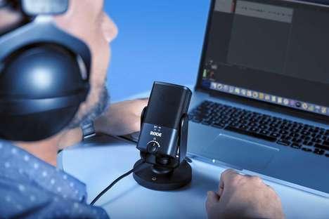 Budget Studio-Quality Microphones