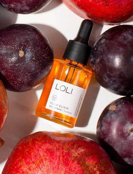 Waterless Plum Serums
